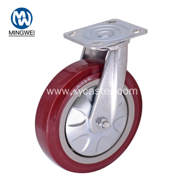 Swivel Wheel  PVC 8 Inch Caster